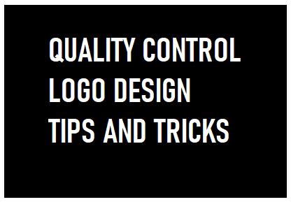 quality control logo design
