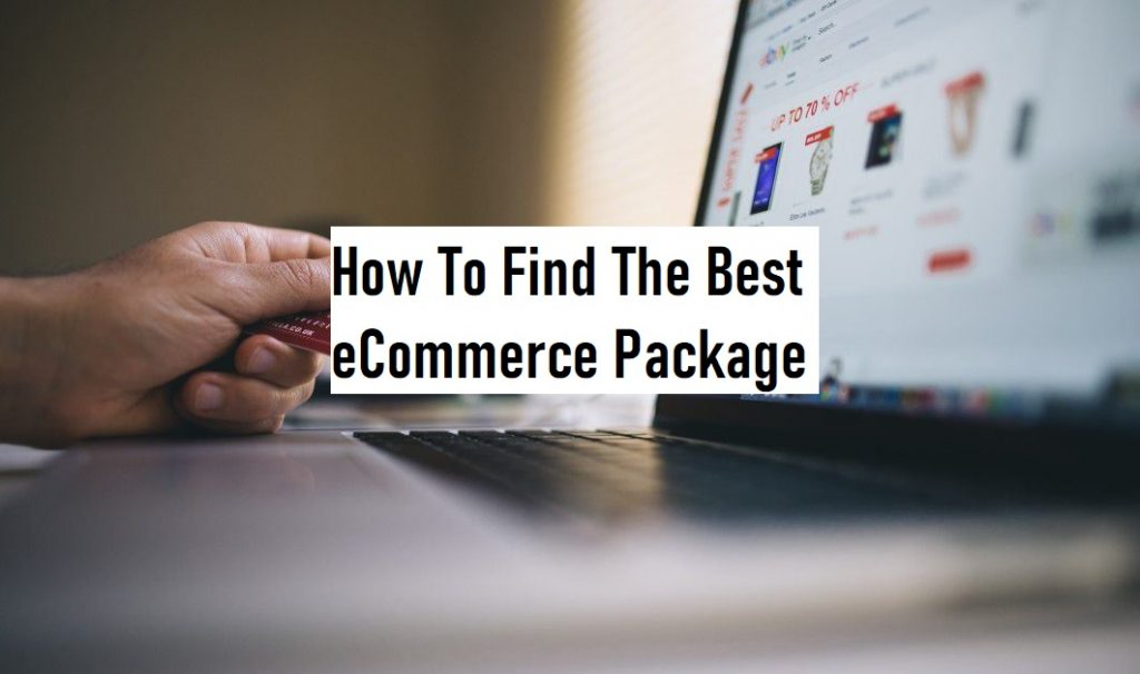 ecommerce Web Design Packages